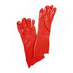 Rokavice PVC, dolžina 35 cm