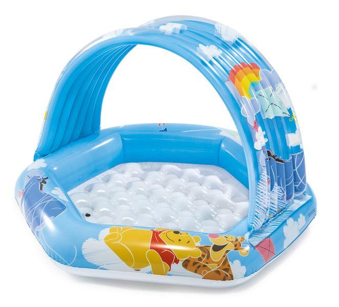 Intex 58415 Bazén dětský Medvídek Pú