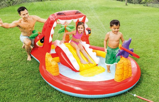 Intex 57160 dječji bazen Dino