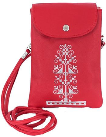 Art of Polo Dámská taška tr18355.3 Dark red
