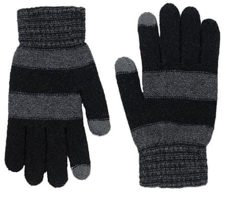 Art of Polo Pánské rukavice rk18403.2 Black  b89b70ae37