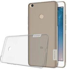 Nillkin Nature TPU ovitek Grey za Xiaomi Mi Max 3 2440273
