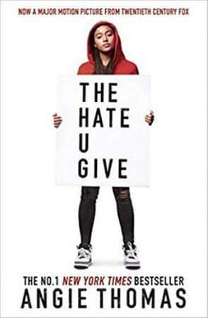 Thomasová Angie: The Hate U Give