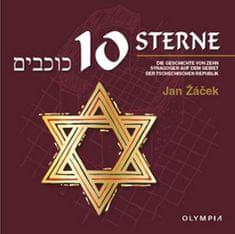 Žáček Jan: Zehn Sterne (Deset hvězd) - německá verze