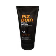 PizBuin Ochranné mléko urychlující opalování SPF 30 Tan Protect (Lotion) 150 ml