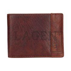 Lagen Pánská kožená peněženka 9113 Tan