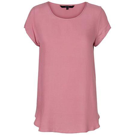 Vero Moda Női blúz Boca Ss blúz Color Foxglove (méret XL)