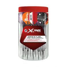 XQMax Darts Šipky Steel - Sada v plastové krabičce - 21 ks - 23g
