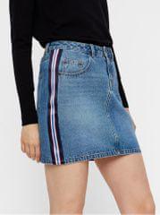 Noisy May modrá džínová sukně Nicole