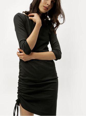 ZOOT černé šaty s 3 4 rukávem L  bd37bfd197