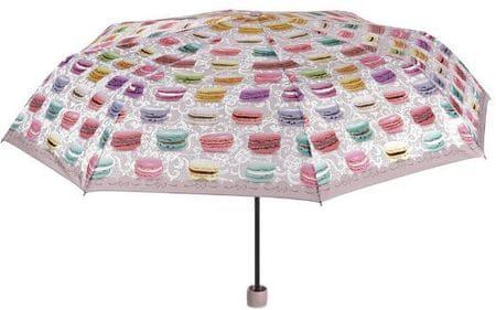 Blooming Brollies Dámsky skladací mechanický dáždnik Fancy Cake Themed 25915C