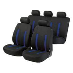 Walser presvlake za sjedala Hastings, plavo-crne