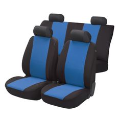 Walser presvlake za sjedala Flash, plave