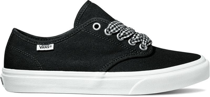 Vans Wm Camden Stripe Gingham Black 38.0