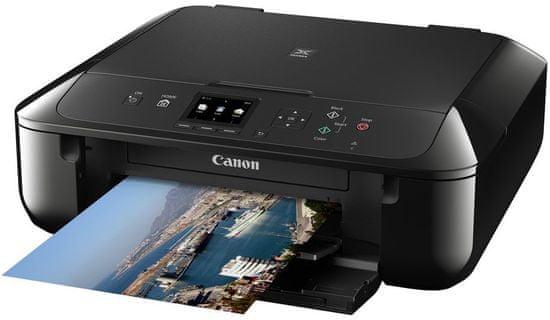 Canon večfunkcijska brizgalna naprava Pixma MG5750, črna (0557C006AA)