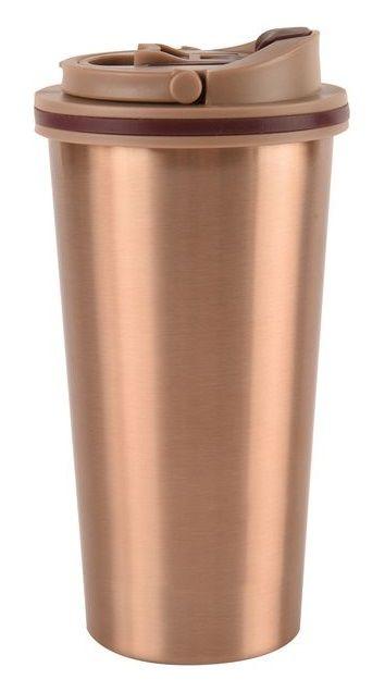 Orion Hrnek termo pohár ner./UH 0,5 l ZLATA