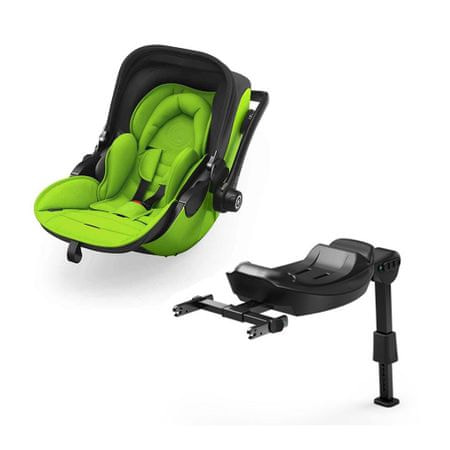 KIDDY Evoluna i-Size 2 2018, Spring Green