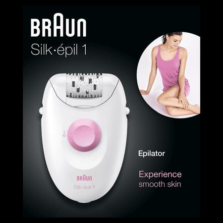 Braun Silk épil1 - 1170 EverSoft - Recenze  ca4b9fbba3