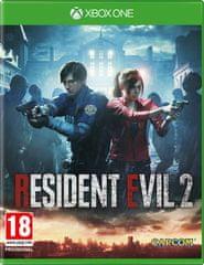 Capcom igra Resident Evil 2 (Xbox One)