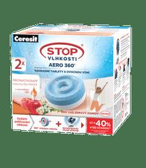 Ceresit STOP Vlhkosti AERO 360 - Náplne Jarná vôňa 2x450g