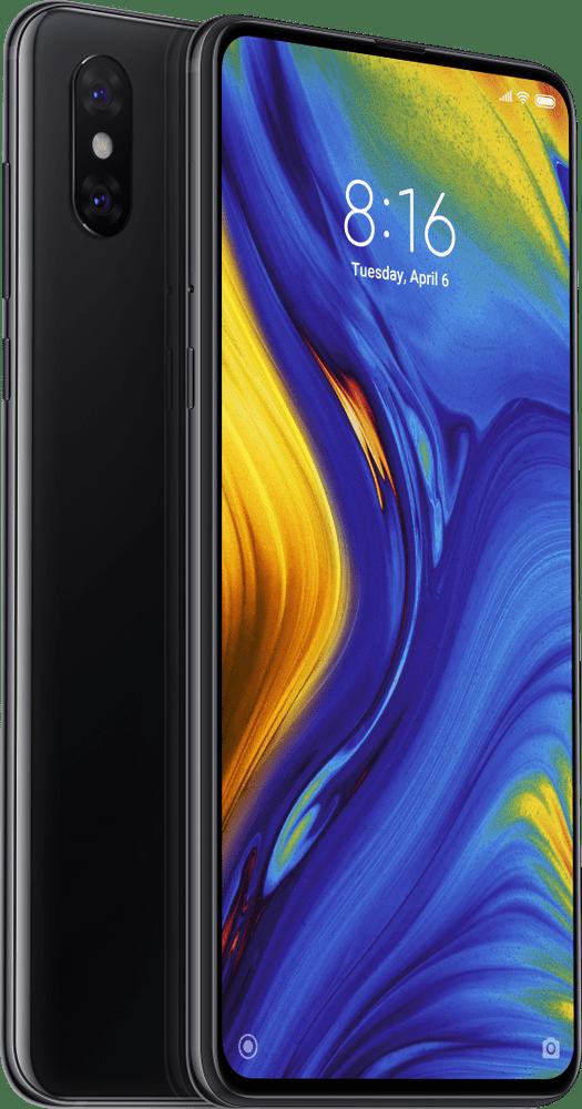 Xiaomi Mi MIX 3, 6 GB / 128 GB, Global Version, Onyx Black