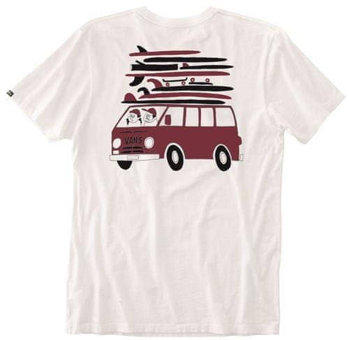 07dc97b85 Vans dětské tričko s krátkým rukávem Yusake 2 bílá | MALL.CZ