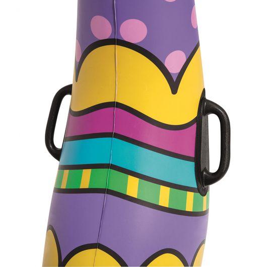 Bestway napihljiv noj z ročaji, 190x166 cm