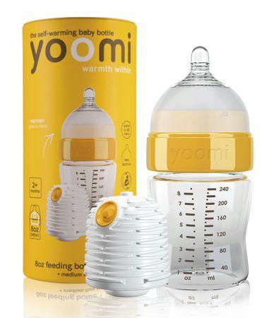 Yoomi 8oz Bottle Warmer Teats - Y18B1W  b46a9befb35