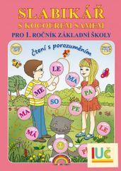 Andrýsková Lenka: Slabikář s kocourem Samem pro 1. ročník ZŠ, Čtení s porozuměním (mechová vazba)