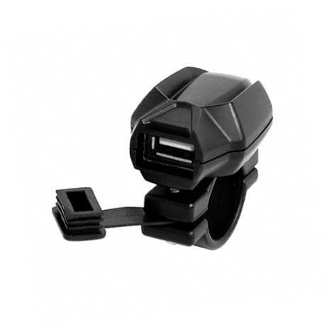 Highway-Hawk USB zásuvka na řídítka, 5V 2A