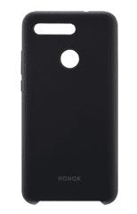 Honor V20 silikonski zaščitni ovitek, črn
