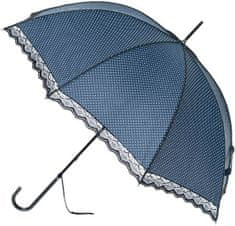 Blooming Brollies Dámsky dáždnik Class ic Lace Navy BCSLN1