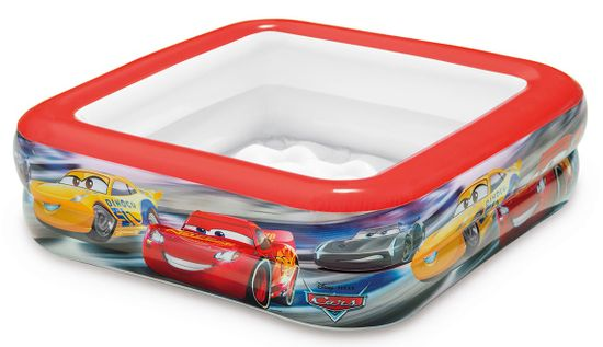 Intex 57101 Dětský bazének Cars