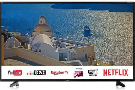 Sharp 4K UHD TV sprejemnik LC-50UI7422E WiFi Smart TV - Odprta embalaža