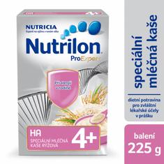 Nutrilon Proexpert mléčná HA kaše rýžová, 225g exp. březen 2019