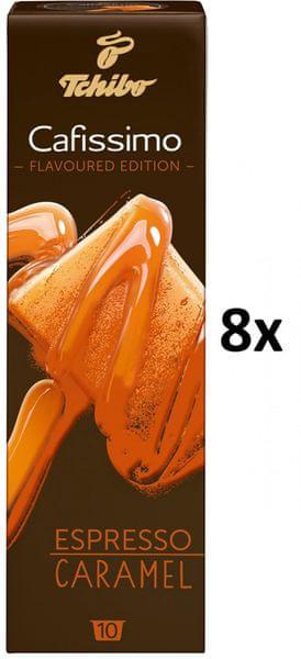 Tchibo Cafissimo Espresso Caramel, 8x10 kapslí