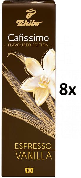 Tchibo Cafissimo Espresso Vanilla, 8x10 kapslí
