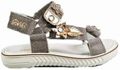 Primigi dívčí sandály s kytičkami