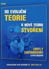 Lee Sang Hun: Od evoluční teorie k nové teorii stvoření
