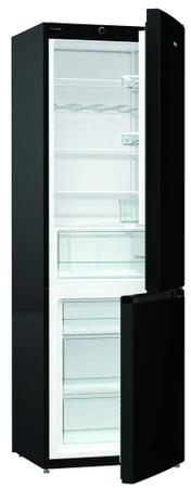 Gorenje kombinirani hladilnik z zamrzovalnikom RK6192ABK4