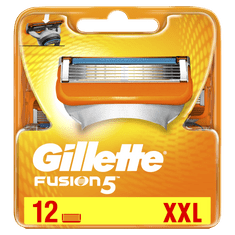 Gillette Fusion zamjenske oštrice, 12 komada
