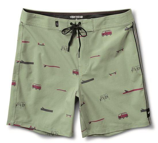 Vans fantovske kopalne hlače Yuske