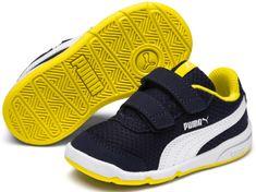 Puma Stepfleex 2 Mesh V PS Peacoat-Blazing Yellow-White 28