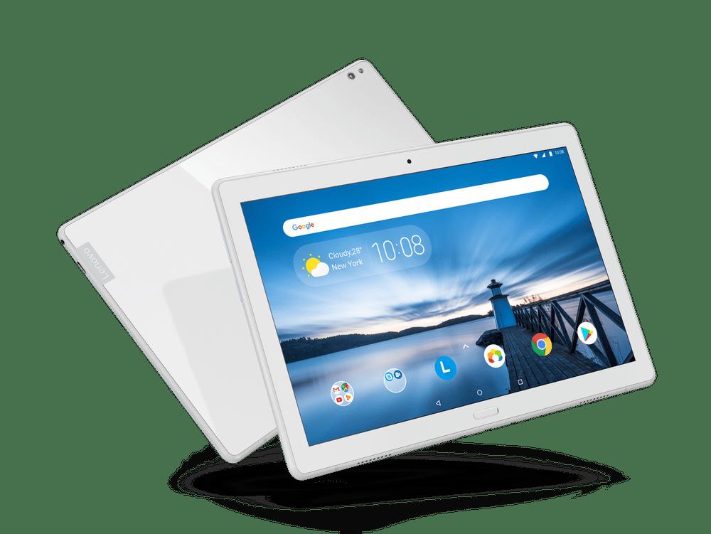 Lenovo Tab P10, 4GB/64GB, Wi-Fi, bílý (ZA440039CZ)
