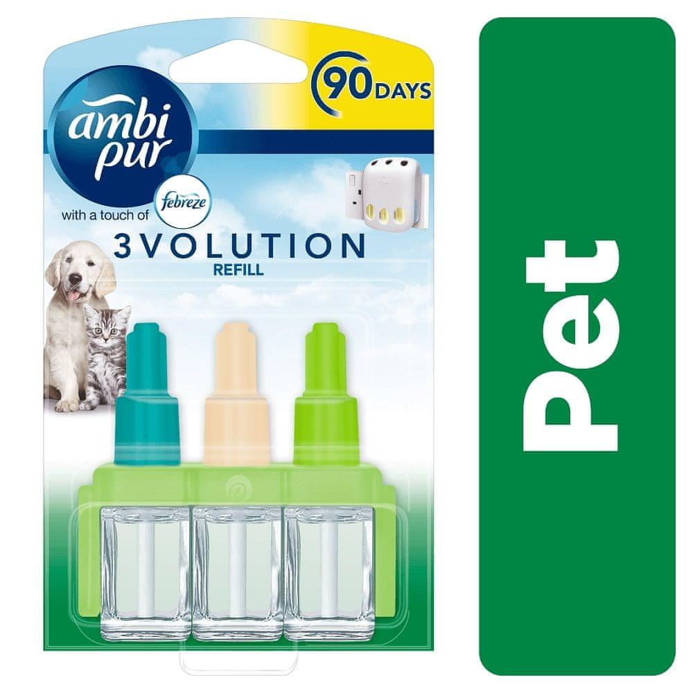 Ambi Pur Ambipur 3VOL náhradní náplň Pet 20 ml