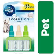 Ambi Pur nadomestno polnilo za osvežilec zraka Ambipur 3VOL Pet, 20 ml