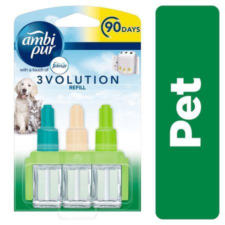 Ambi Pur Ambipur 3VOL utántöltő Pet 20 ml