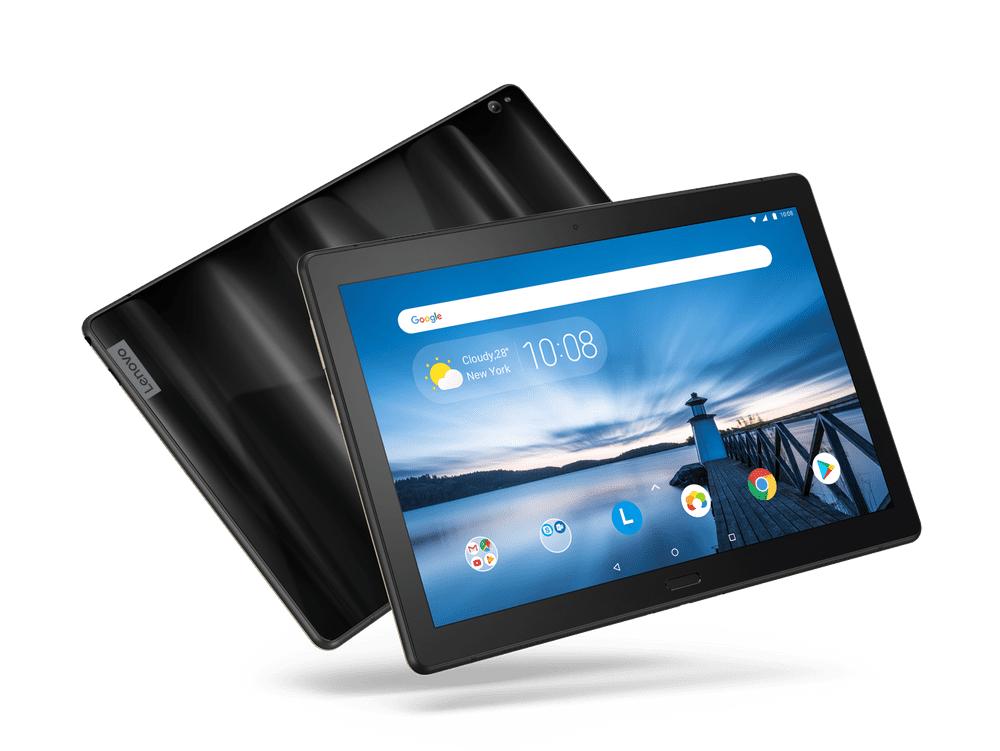 Lenovo Tab P10, 4GB/64GB, Wi-Fi, černý (ZA440052CZ)