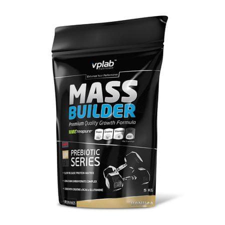 VPLAB Mass Builder, vanilija, 5 kg