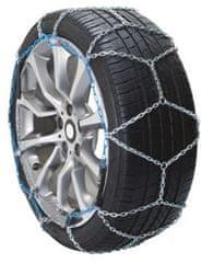 Veriga Sněhové řetězy PRO COMPACT 9-100, křížový vzor, 1 pár, pro osobní vozidla